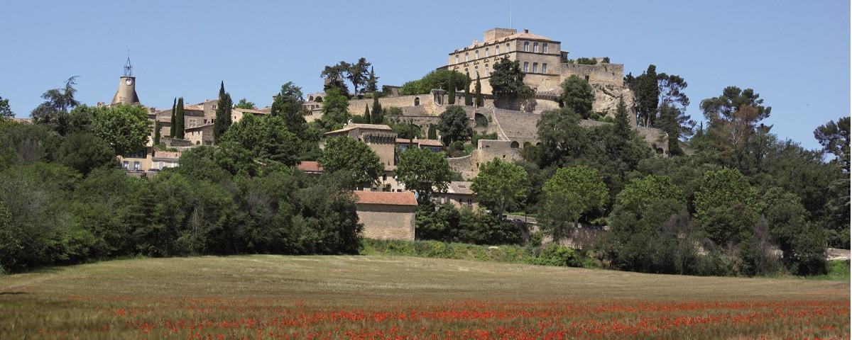 Découvrez Ansouis l'un des plus beaux villages de France